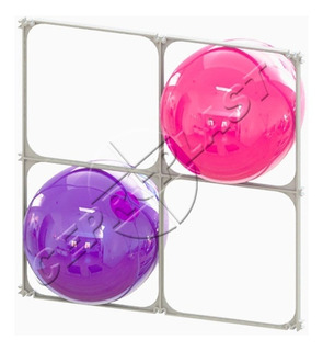 60 Tela Mágica,pds,tdb Balões Painel Bexigas + Presilhas Cp