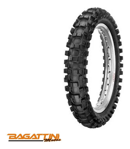 Cubierta 130 90 18 69r Enduro Dunlop Bagattini Motos