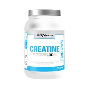 100% Creatine Foods 300g - Brn Foods
