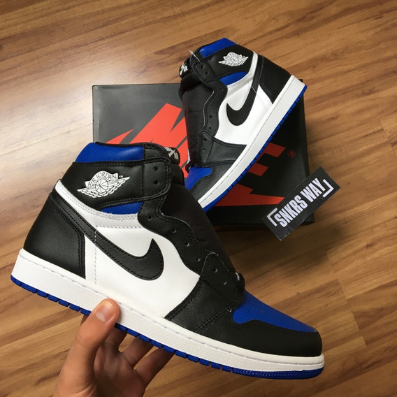 Nike Air Jordan 1 High Og Royal Toe 2020