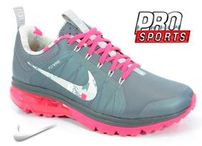Tênis Nike Wmns Air Max Supreme 4 Grafite Pink