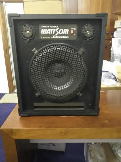 Caixa De Som Passiva Psr 620 Wattsom Ciclotron