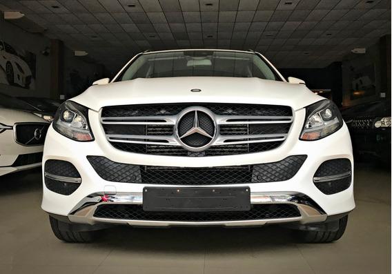 Mercedes Benz Gle 350 3.0 Bluetec V6 258cv. Branco 2015/16