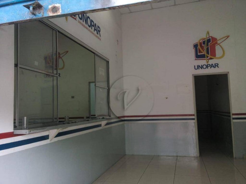 Imagem 1 de 17 de Salão Para Alugar, 500 M² Por R$ 7.500,00/mês - Centro - Santo André/sp - Sl0232