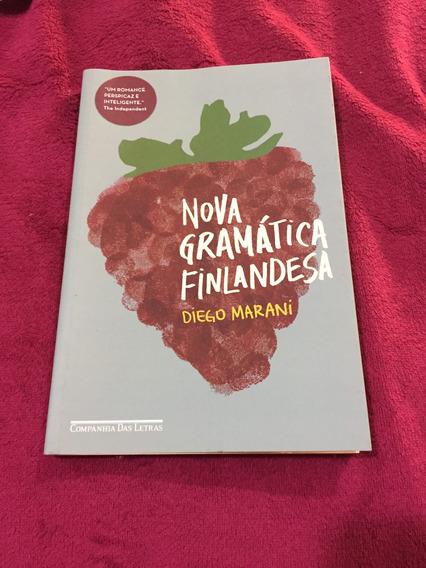 Livro Nova Gramática Finlandesa Diego Mariano Cia Das Letras