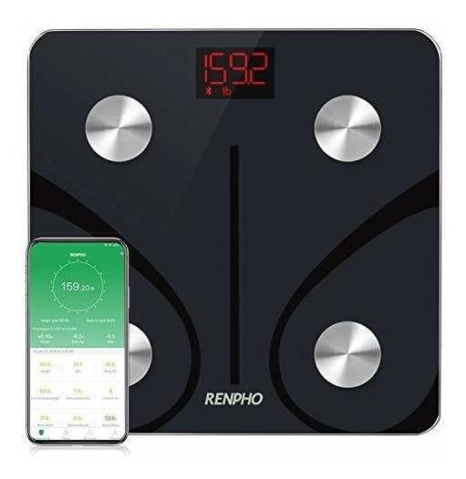 Renpho Bluetooth Body Fat Analyzer Scale
