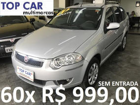 Fiat Palio Weekend Attractive 1.4 2017 - Zero De Entrada