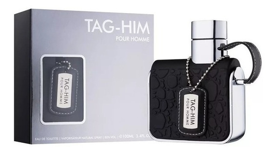Perfume Armaf Tag-him Eau De Toilette 100ml - Original