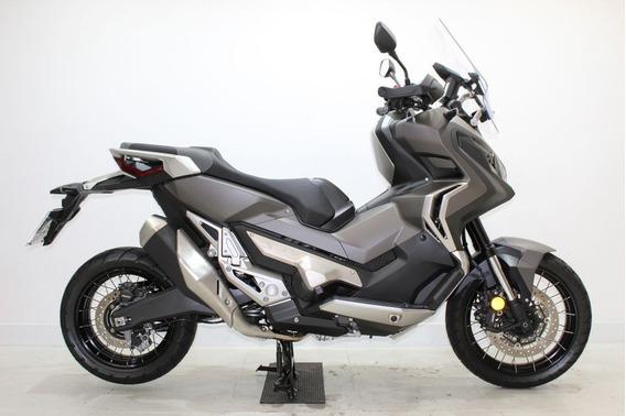 Honda X Adv 750cc Automática 2019 Cinza - Baixo Km!!!