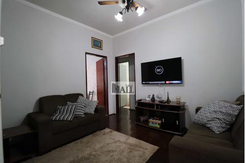 Casa À Venda No Sinibaldi Com 3 Quartos, 2 Vagas - V7164