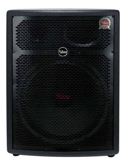 Caixa Acústica Passiva Leac´s Fit 550 3 Vias 300 Wrms Nfe