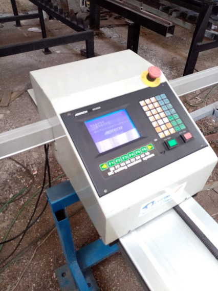 Pantografo Cnc Movil Para Oxicorte