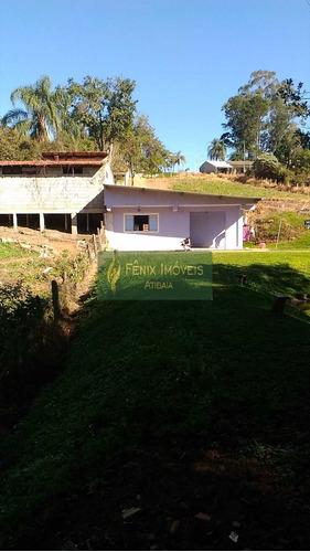 Imagem 1 de 12 de Chácara Com 2 Dorms, Jardim Estância Brasil, Atibaia - R$ 380.000,00, 100m² - Codigo: 285 - V285