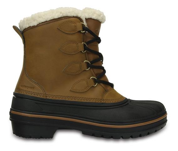 Crocs Originales Allcast Ii Boot Wheat