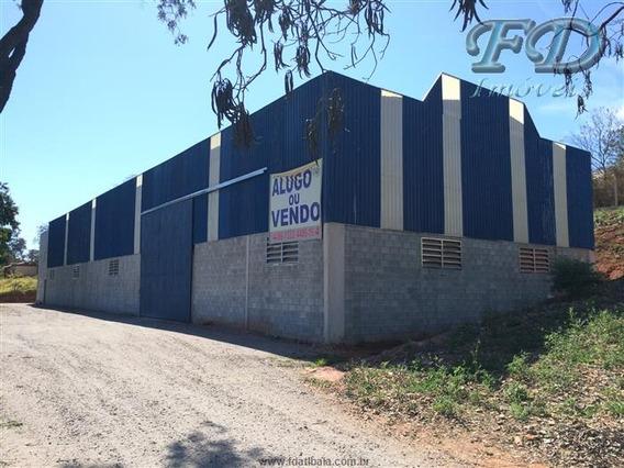 Galpões Industriais À Venda Em Atibaia/sp - Compre O Seu Galpões Industriais Aqui! - 1235357