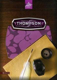 Biblia Thompson Edicion Especial Para Estudio Biblico Orquid