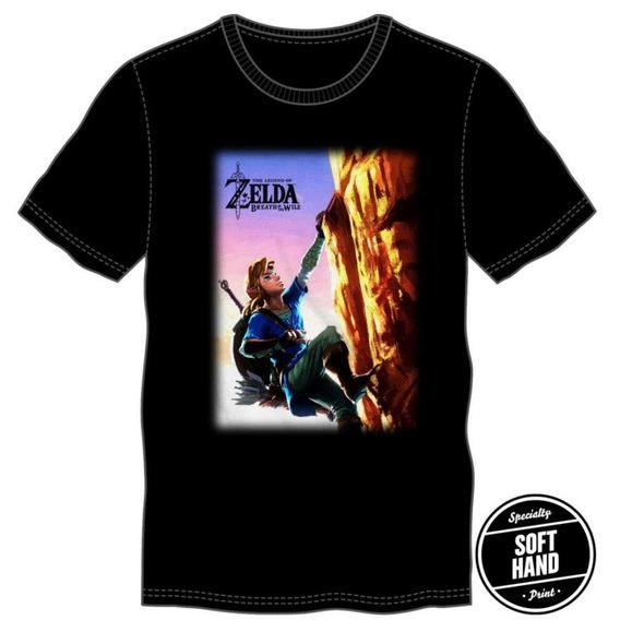 Polera Zelda - Bioworld- Talla Xl