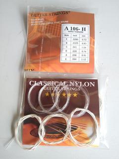 Encordado,cuerdas Para Guitarra Acústica