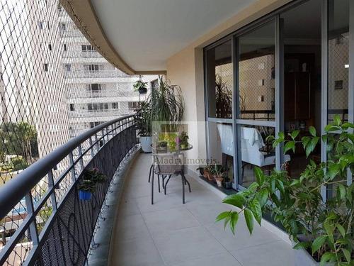 Apartamento Com 4 Dormitórios À Venda, 172 M² Por R$ 1.600.000,00 - Vila Leopoldina - São Paulo/sp - Ap1669