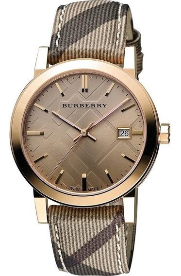 Reloj Burberry Mujer Clásico Bu9040 Original Importado
