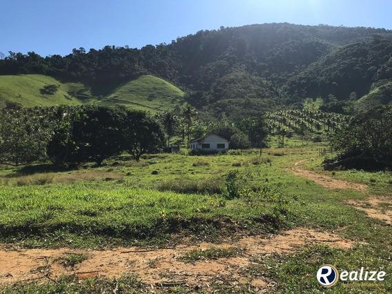 Excelente Área Rural De 717.550m² A Venda || Guarapari-es || Com 2 Casas || Várias Nascentes || Realize Negócios Imobiliários - Fa00003 - 34148481
