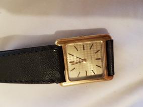 Relógio Omega Deville Feminino Ouro De Corda Original