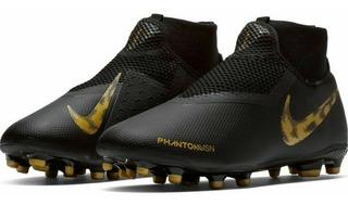 Nike Jr Phantom Ghost Vsn Academy Mg Futbol Tacos Niño Niña Mx 3.5 23.5 Usa 5y Originales! Nuevos En Caja