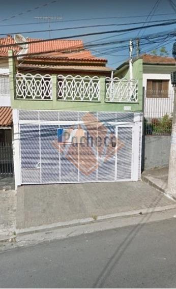 Sobrado Na Vila Matilde, 180 M², 03 Dormitórios, 01 Suíte. 01 Vaga, R$ 750.000,00 - 2573
