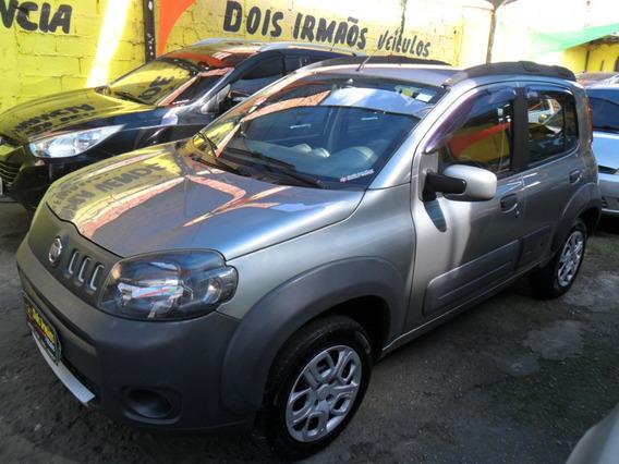 Fiat Uno Way 1.4 2012 Lindo