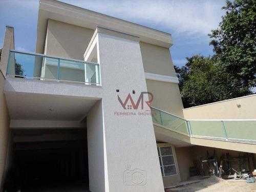 Sobrado Em Condomínio À Venda Vila Ré Com 2 Dormitórios - So0469