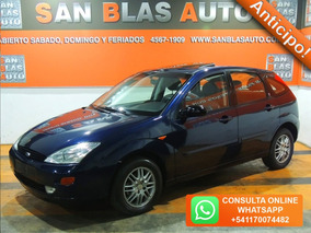Sba Anticipo!! Ford Focus 2.0 2003 Ghia Cuero Techo 2abg