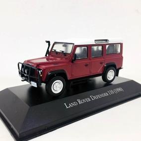 Miniatura Carro Land Rover Defender 110 1990 1:43 Ixo
