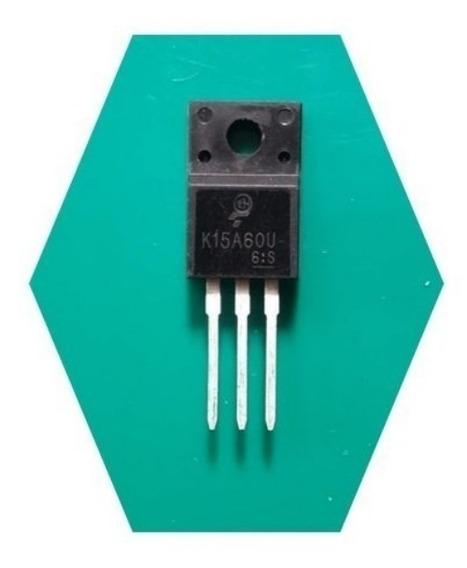 K15a60u ( 2 Unidades ) (frete Carta) 15a60 K15a60 600 V 15 A