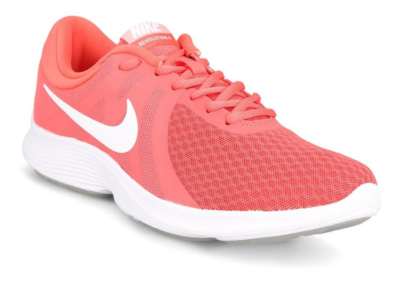 Zapatillas Nike Revolution 4 Ii - Mujer - Originales