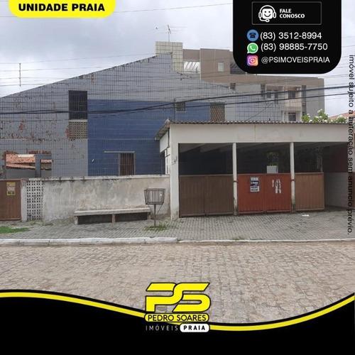 Casa Com 3 Dormitórios À Venda Por R$ 250.000,00 - José Américo De Almeida - João Pessoa/pb - Ca0945