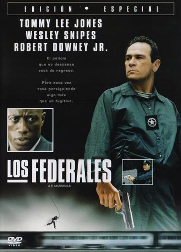 Imagen 1 de 3 de Los Federales U S Marshals Tommy Lee Jones Pelicula Dvd