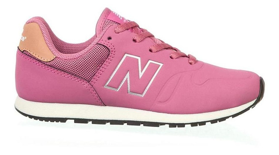Tênis New Balance 373 Infantil Rosa