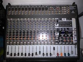 Mesa Amplificada Behringer Europower Pmp6000