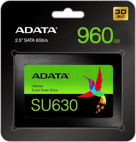 Ssd Adata 2.5 Sata 6gb/s 960gb Su630 Pronta Entrega!!