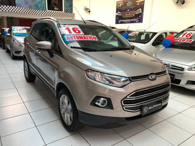 Ford Ecosport 2.0 16v Titanium Flex Automatico