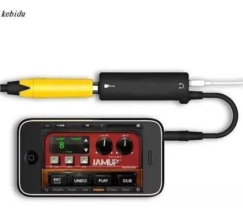 Amplificador De Guitarra P/ iPhone/iPod/iPod