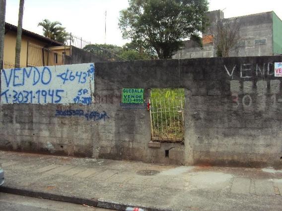 Terreno Para Venda No Bairro Butantã Em São Paulo Â¿ Cod: Jg1444 - Jg1444