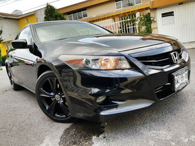 Honda Accord 2011 V6 Coupe Piel Q/c Posible Cambio