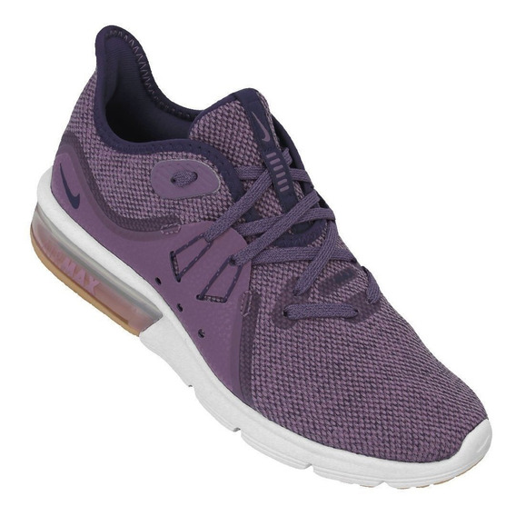 Zapatillas Nike Air Max Sequent 3 Dama Running 908993-501