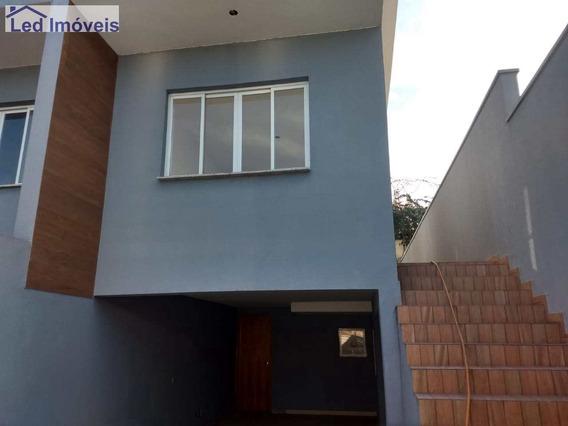 Sobrado Com 3 Dorms, Bela Vista, Osasco - R$ 619 Mil, Cod: 229 - V229