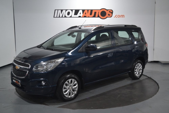 Chevrolet Spin 1.8 Ltz 7as M/t 2018 -imolaautos-