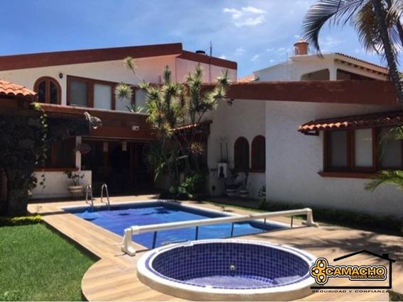 Casa En Venta En Lomas De Cocoyoc Olc-1014