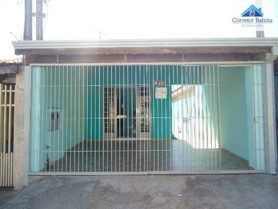Casa A Venda No Bairro Jardim Amanda Ii Em Hortolândia - - 0526-1