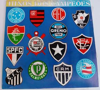 Lp Hino Dos Campeões Palmeiras Corinthians Flamengo Sãopaulo