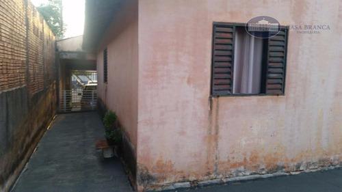 Imagem 1 de 15 de Casa Residencial À Venda, Umuarama, Araçatuba. - Ca0533